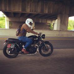 Adventure is upon us! #tgif  #getlost #getdirty #triumph #motorcycle #bonneville