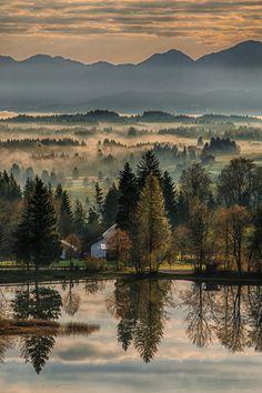 Bavaria, Germany by Achim Thomae