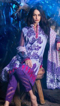 Winter Designer Salwar Suit Collection Shop in store or online  www.pinkphulkari.com