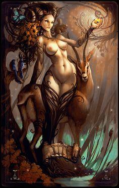 Major Arcana III by ArtofTy.deviantart.com on @deviantART