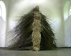 Olga Ziemska created 'Stillness in Motion', a body of work that explores the concept of place. Olga was using locally harvested trees that grow native to an area to create a female figure in different countries all around the world. The series is called 'Matka' which means mother, a person that is significant to the idea of place, origin and our first physical environment—the womb. This body of work is ultimately a celebration of of the diversity of place and also homage to the…