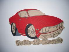 Bob's 68 Chevelle