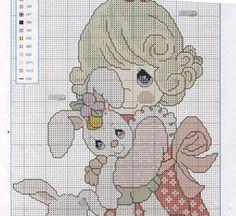 Gallery.ru / Фото #40 - Las Labores de Ana Baby 29 - anfisa1
