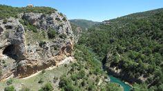 """Asomándonos a """"El Ventano del Diablo"""" - Cuenca Water, Outdoor, Devil, Traveling, Paisajes, Gripe Water, Outdoors, Outdoor Games, Outdoor Living"""