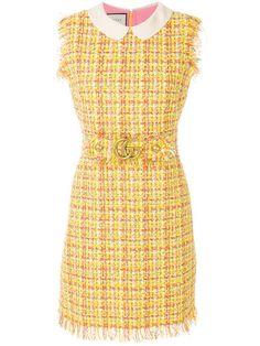 778cbfbc9b Gucci - Grosgrain-trimmed checked tweed dress in 2019 | Wardrobe ...