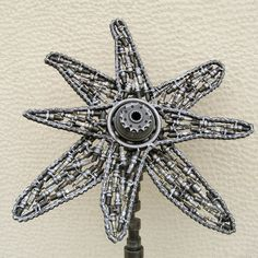 Metal flower art and sculptures for sale Metal Art Projects, Metal Art Sculpture, Sculptures For Sale, Metal Flowers, Flower Art, Brooch, Wall Art, Amazing, Jewelry
