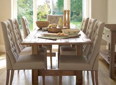 Dining Room Ideas : Features : View All Dinnerware : Kitchen & Dining : Home & Furniture : Marks & Spencer Dining Furniture, Home Furniture, Dining Chairs, Dining Table, Furniture Ideas, Kitchen Dining, Dining Room, Cosy, Dinnerware