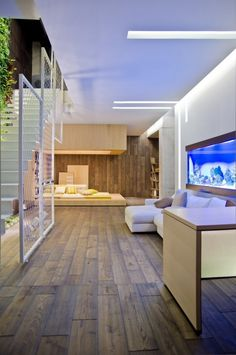 3-level penthouse located in Kiev