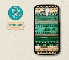 Geometric Aztec Pattern samsung s4 case samsung by elevenbuttons, $16.88