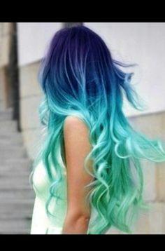 Fav hair dye job!!!!!!