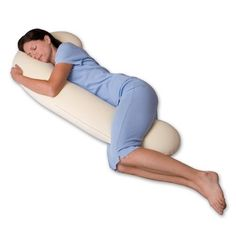 Body Pillows At Walmart | Snoozer Body Pillow DreamWeaver 500 Thread Count Ergonomic Body Pillow