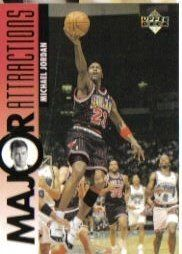 1995-96 Upper Deck #339 Michael Jordan/Charlie Sheen MA by Upper Deck. $1.53. 1995 Upper Deck Co. trading card in near mint/mint condition, authenticated by Seller