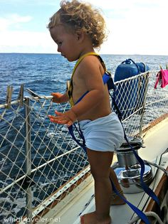 Windtraveler: Our Favorite (Affordable and Practical) Products for the Boat Baby