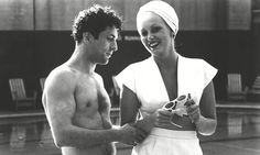 She was unforgettable alongside De Niro as the wife of boxer Jake LaMotta. The acotr talks about their on-set yelling matches – and her new co-star David Beckham