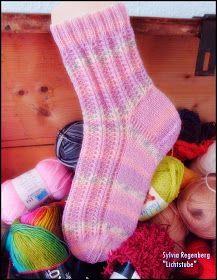 Tuovi's Muster Wolle aus dem Lidl Nadelstärke 2,5 Muster teilbar durch 6. Eignet sich besonders gut für 6fach-Garn 60 Maschen ...
