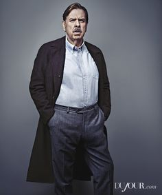 Timothy Spall - The Best Film Performances by Actors in 2014 - DuJour