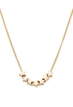 Star Charm Necklace | Forever 21 - 1000173255
