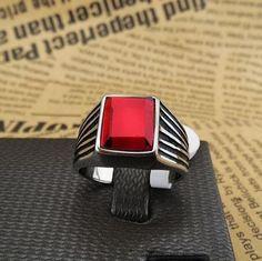 Baru JR042 cincin mode, Stainless Steel 361L cincin dalam perhiasan, Busana Rayii akik Retro cincin perhiasan untuk pria dan untuk wanita di Cincin dari Perhiasan AliExpress.com | Alibaba Group