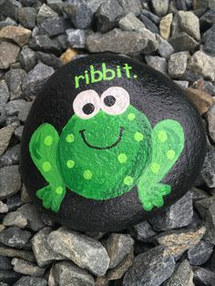 Rock Painting Patterns, Rock Painting Ideas Easy, Dot Art Painting, Rock Painting Designs, Pebble Painting, Pebble Art, Painted Rock Animals, Painted Rocks Craft, Hand Painted Rocks