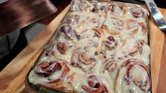 How to make Views Famous Cinnamon Rolls - Use gluten free flour blend Best Cinnamon Rolls, Cinnamon Bread, Red Chile Powder Recipe, Mexican Food Recipes, Dessert Recipes, Sweet Desserts, Torta Recipe, Cafeteria Food, Rolls Recipe