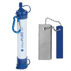 Survival Gear Kit with Life Straw Water Filter Purifier & Magnesium Flint Fire Starter - For Personal Emergency Preparedness, Camping, Hiking, Tactical & More SurvivalTek http://www.amazon.com/dp/B014EI58SW/ref=cm_sw_r_pi_dp_hGdnwb1KN183P
