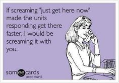 That would make a dispatcher's life so much easier.
