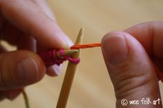 Knitting for beginners with patterns...I've always wanted to learn.  Maybe this site will help...