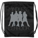 Mindless Behavior Drawstring Back Pack $15.00