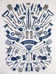 tools linocut - Google Search