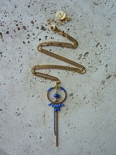 Image of Collier INDIA Cobalt -30%