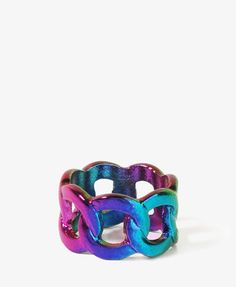 ShopStyle: Forever 21Cable Chain Ring