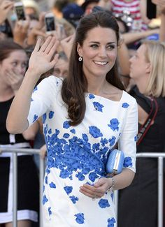 Kate Middleton - The Duke And Duchess Of Cambridge Tour Australia And New Zealand - Day 13