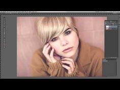 Tutorial: Photoshop Farben verändern / Hauttöne anpassen
