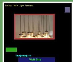 Dining Table Light Fixtures 162037 - The Best Image Search