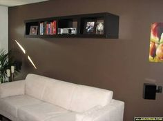 projector wall shelf - Google Search