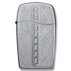 #Other #Tobacco #Products #Accessories #Zippo #shopping #sofiprice Zippo BLU Dusted Chrome Zipped Gas Lighter - https://sofiprice.com/product/zippo-blu-dusted-chrome-zipped-gas-lighter-20557.html