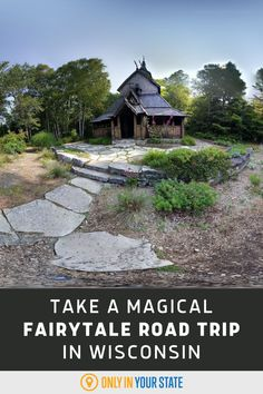 Take a fairytale road trip to explore the most magical places in Washington including churches, bed and breakfasts, parks, and gardens! Milwaukee Parks, South Milwaukee, Washington Island, Places To Travel, Places To Visit, Grant Park, Magical Forest, Haunted Places, Covered Bridges