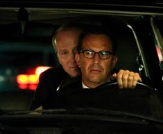Mr. Brooks - William Hurt and Kevin Costner in MGM's Mr. Brooks (2007)