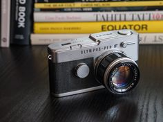 Olympus Pen F series - Classic cameras Classic Camera, Cool Backpacks, Vintage Cameras, Camera Accessories, Best Camera, Classic Films, So Little Time, Olympus, Life