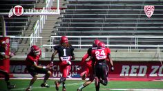 Video recap from the second Utah Football scrimmage!