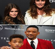 Check Out These Famous Celeb Parents And Their Look Alike Children!