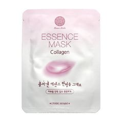 Etude House Essence Collagen Sheet Mask by Etude House. $0.99. Mask Sheet. Collagen. Essence Mask. Etude House. Essence Mask for skin tightening with collagen & rosemary extract. This essence mask contains green tea extract that supplies freshness and purifies stressed and fatigued skin. Green Tea additives for moisturized skin.. Save 83% Off!