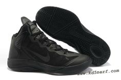 the best attitude f3a47 fbc1e Nike Zoom Hyperenforcer Shoes In Black Hot