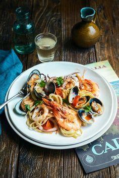 Linguine Scoglio | from the kitchen