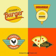 Consejos que te permitirán crear un #logotipo de la buena mesa: 1. Elige los colores adecuados que te recuerdan a los alimentos. 2. Utilizar las imágenes y los espacios en blanco. 3. Deja que la personalidad del servicio que está ofreciendo se refleje en el diseño del logotipo del restaurante. 4. Usa imágenes que son agradables. #pafer #logotipos #comida Logo Restaurant, Restaurant Fast Food, Burger Perfect, Perfect Pizza, Food Logo Design, Logo Food, Fast Food Addiction, Fast Food Logos, American Fast Food