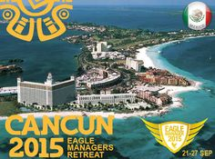 The Goal in this Year with Forever - Cancun, Mexico 2015