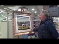 Novara: BPN ospita mostra Alfredo Vallese - YouTube