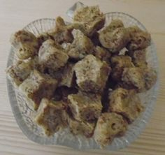 4 Korn-Käse-Leckerli