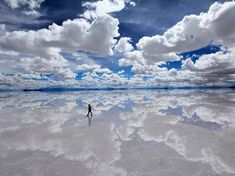 Salty - Bolivia. Really wanna go there..