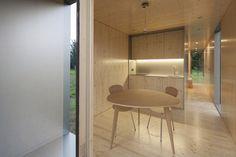 Casa prefabricada / de modulares / moderna / de madera - Mimahousing - Vídeos